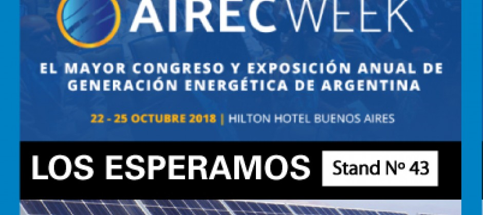 AIREC WEEK 2018